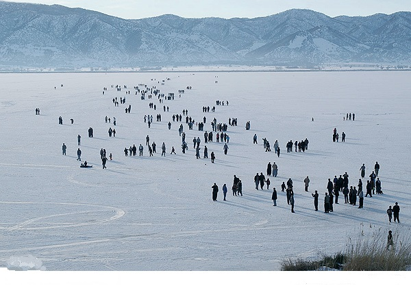 مریوان دریاچه زریوار