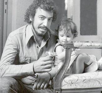 لیلا حاتمی,عکسهای جالب از کودکی لیلا حاتمی,لیلا حاتمی و پدر