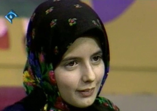 لیلا حاتمی,عکسهای جالب از کودکی لیلا حاتمی