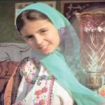 عکسهای جالب از کودکی لیلا حاتمی