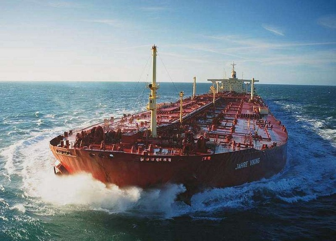 بزرگترین کشتی نفت کش دنیا