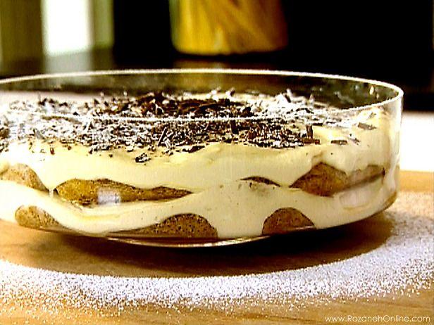 طرز تهیه تیرامیسو یک دسر خوشمزه ایتالیایی