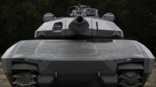PL-01جدیدترین تانک لهستان