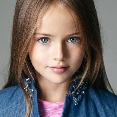 زیباترین دختر بچه دنیا کریستینا پیمِنوا