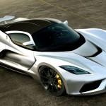 سریعترین خودرو جهان در سال 2015 هنسی زهر