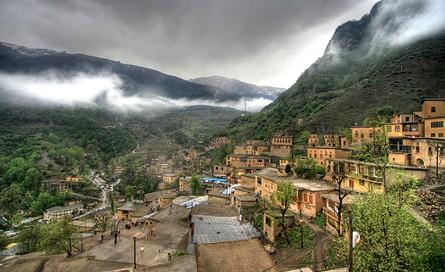 معرفی وعکس از شهر دیدنی ماسوله