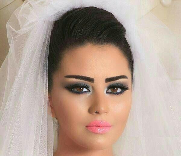 زیباترین مدل ارایش عروس 2015