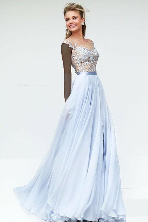 زیباترین مدل لباس شب 2015