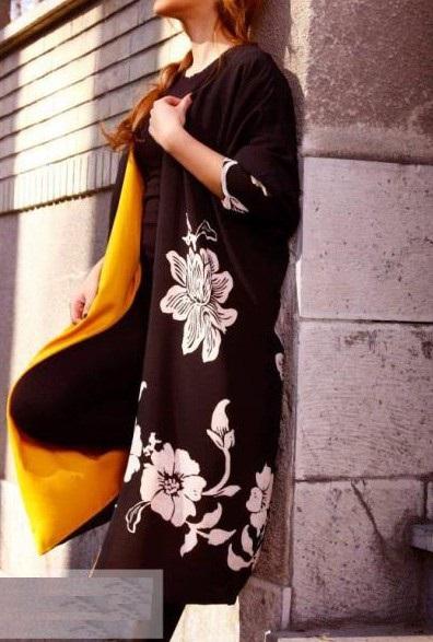 مدل مانتو دخترانه بهار 94 جدید