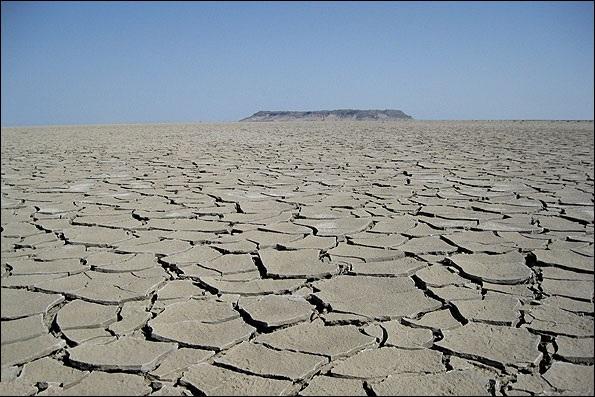 خشک سالی در تالاب گالو خونی