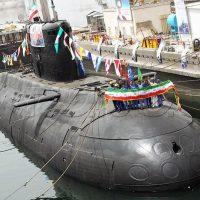 اشنای با ناوگان زیر دریایی ایران