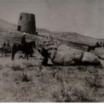 عکس ومطالب جالب از سنگ شیر همدان