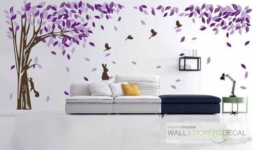 طراحی دیوار اتاق
