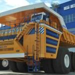 بززرگترین کامیون جهان