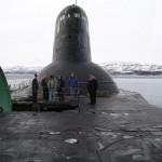 بزرگترین زیر دریایی هستهای جهان آکولا