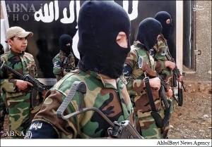 داعش کودکان سوری را اجاره می کند