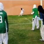 ورزش برای دختران عربستانی ممنوع است