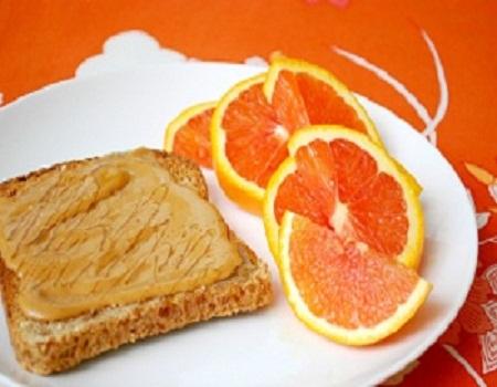 یک صبحانه ی مقوی و خوشمزه