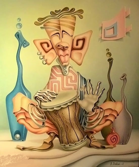 نقاشی سورئالیسم