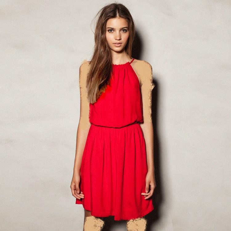 جدیدترین مدل سارافون مجلسی دخترانه 2015