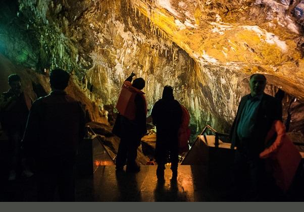 اشنایی با غار علیصدر بزرگترین غار ابی جهان