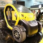 Q1  خودرو برقی ایرانی
