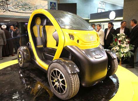 خودرو برقی ایرانی