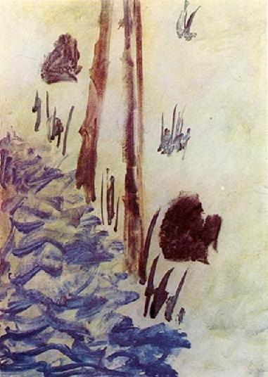 کاملترین البوم نقاشی از سهراب سپهری