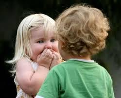 تصاویر خنده دار از بچه ها