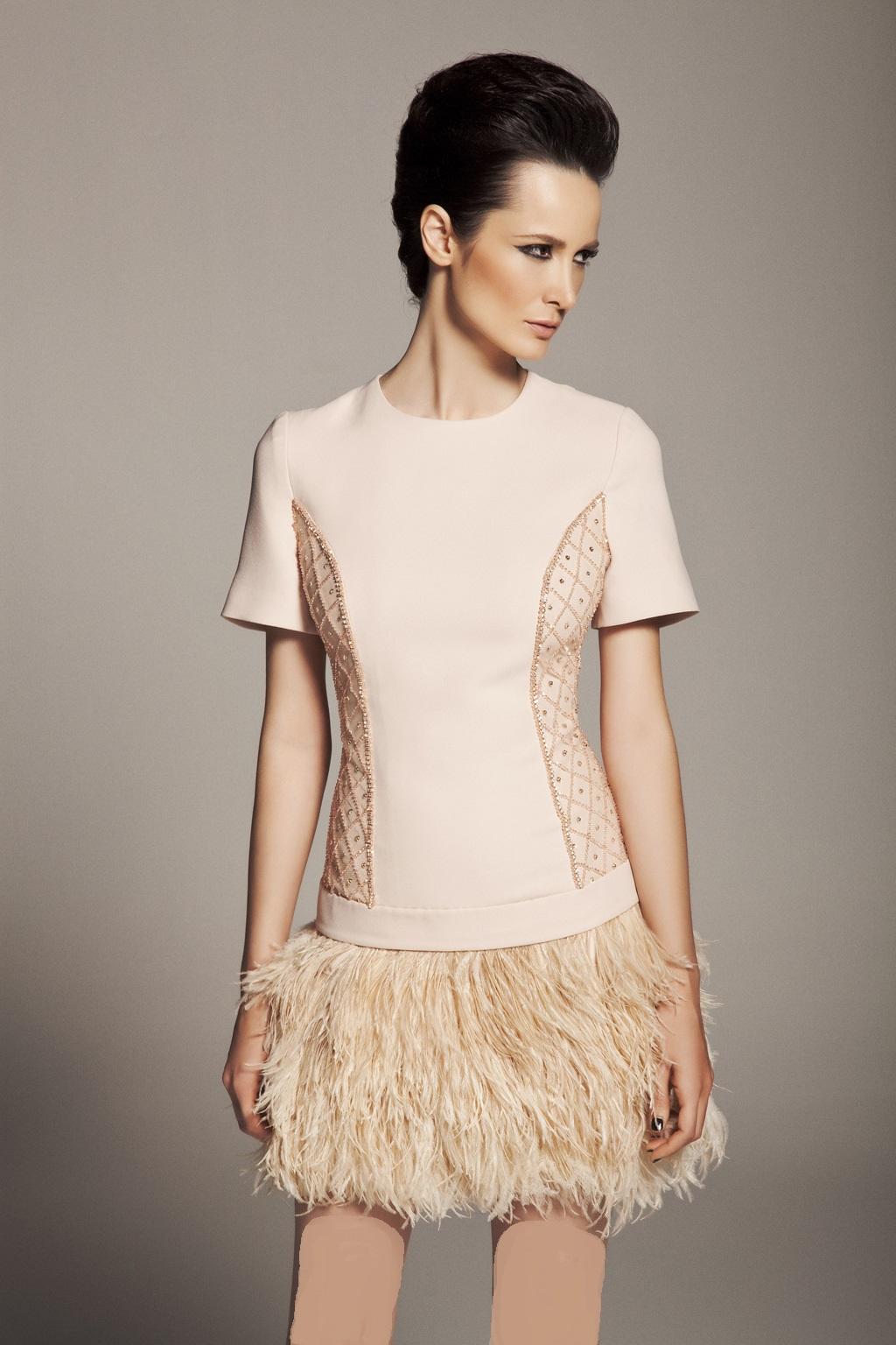 جدیدترین مدل لباس مجلسی 2015 شیک