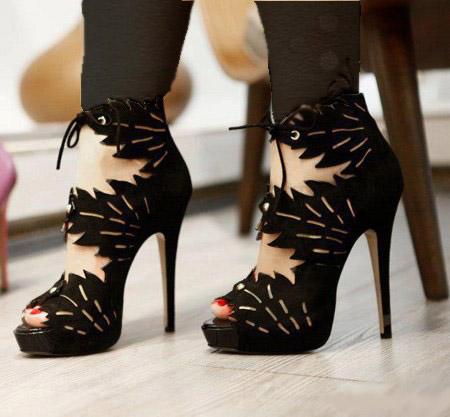 سری دوم مدل کفش مجلسی 2015 پاشنه بلند