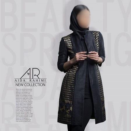 جدیدترین سری مدل مانتو مجلسی 2015 دخترانه