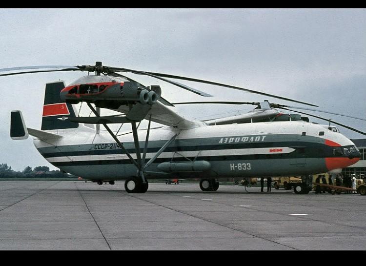 بزرگترین هلیکوپتر جهان میل 12