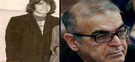 چهره هنرمندان از گذشته تا حال