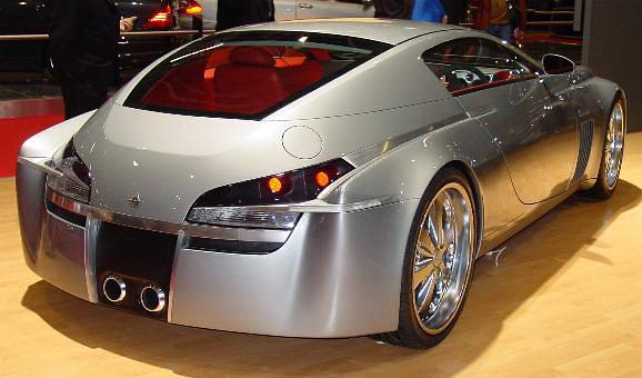 اولین خودرو تولید شده توسط عربستان سعودی العربا ۱