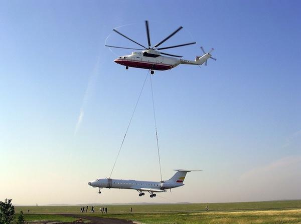 بزرگترین هلیکوپتر های جهان میل 26
