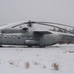 بزرگترین هلیکوپتر های جهان میل 6 ( MIL Mi-6 )