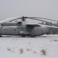 بزرگترین هلیکوپتر های جهان میل ۶ ( MIL Mi-6 )