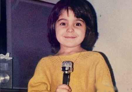 بیوگرافی وعکس از کودکی مریم معصومی