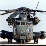 بزرگترین هلیکوپتر های جهان سیکورسکی سیاچ- ۵۳ ( Sikorsky CH-53E )