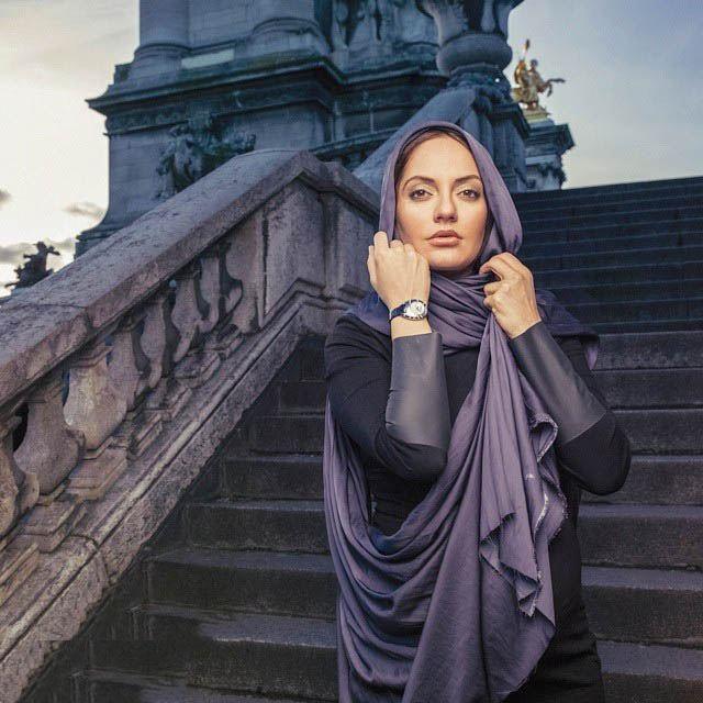 آلبوم عکس های جدید و متفاوت مهناز افشار – بهار ۹۴