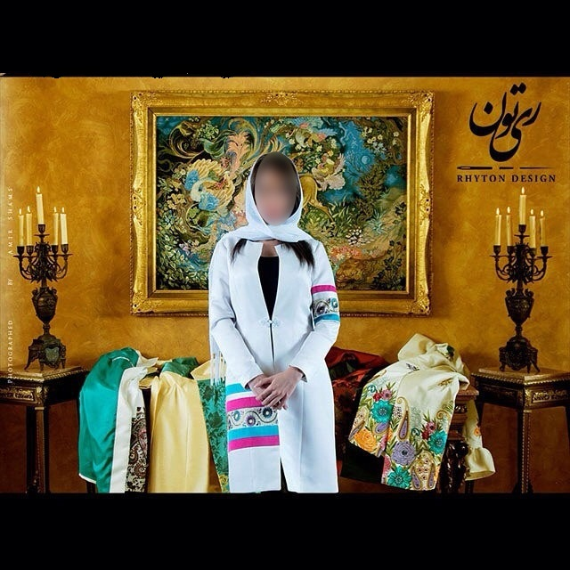 جدیدترین مدل مانتو 94 دخترانه از برند های ایرانی