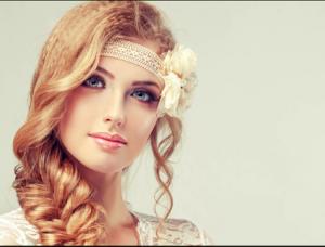 جدیدترین مدل مو و ارایش عروس 2015