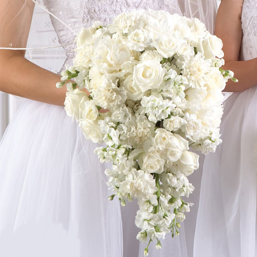 زیباترین دسته گل عروس 2015