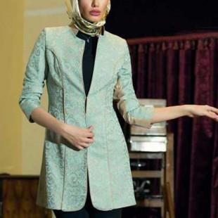 سری دوم مدل مانتو مجلسی 2015 زنانه و دخترانه