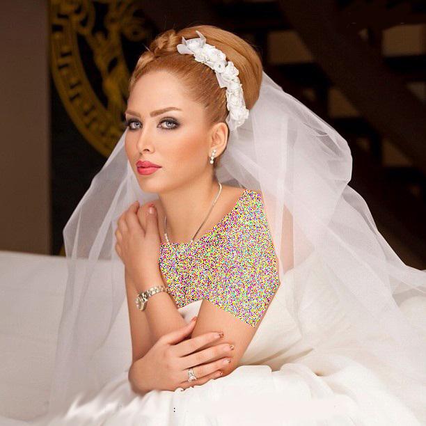 مدل ارایش عروس اروپایی 2015