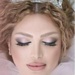 سری پنجم مدل ارایش عروس اروپایی 2015