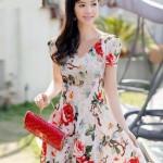 مدل سارافون دخترانه  2015 شیک