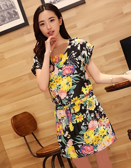 مدل لباس کوتاه تابستانی دخترانه