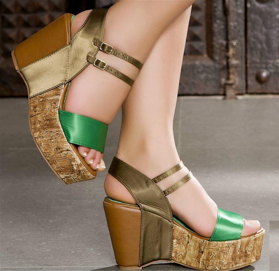 مدل کفش مجلسی لژدار تابستان 94